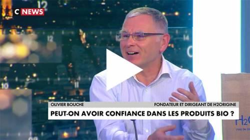Olivier Bouche sur Cnews