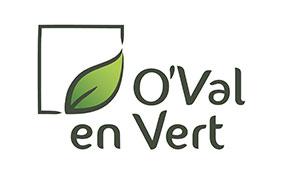 Logo O'val En Vert