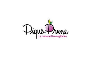 Logo Pique Prune