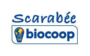 Logo Scarabée Biocoop