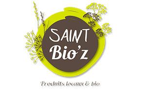 Logo Saint Bio'z