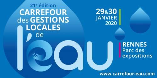 CARREFOUR GESTIONS LOCALES DE L'EAU RENNES 2020